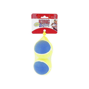 KONG Air Ultra Squeak Ball-Oh Doggy