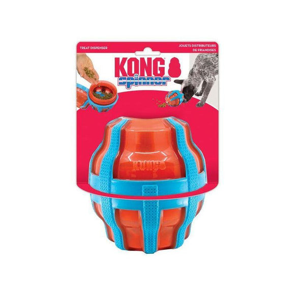 KONG Treat Spinner-Oh Doggy