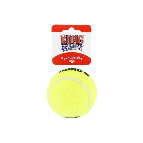 KONG Squeaker Tennis Ball - Oh Doggy