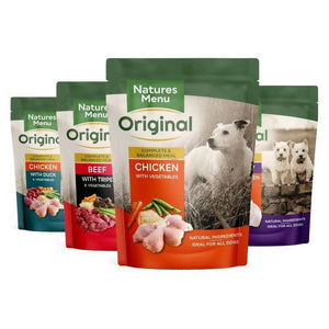 Natures Menu Dog Pouches Multipack-Oh Doggy