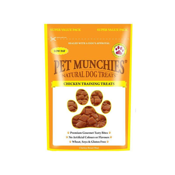 Pet Munchies Chicken Training Treats-Oh Doggy