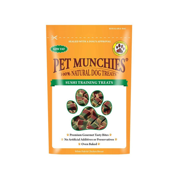 Pet Munchies Sushi Training Treats-simple-Oh Doggy