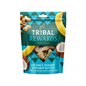 Tribal Coconut, Banana & Peanut Butter Dog Biscuits-Oh Doggy