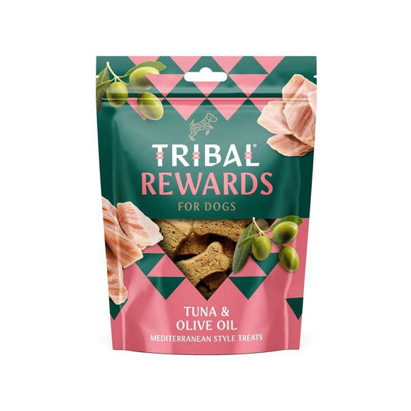 Tribal Tuna Dog Biscuits-Oh Doggy
