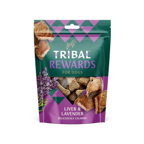 Tribal Liver & Lavender Dog Biscuits-Oh Doggy