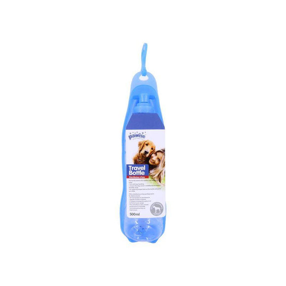 Travel Water Bottle 500ml-Oh Doggy