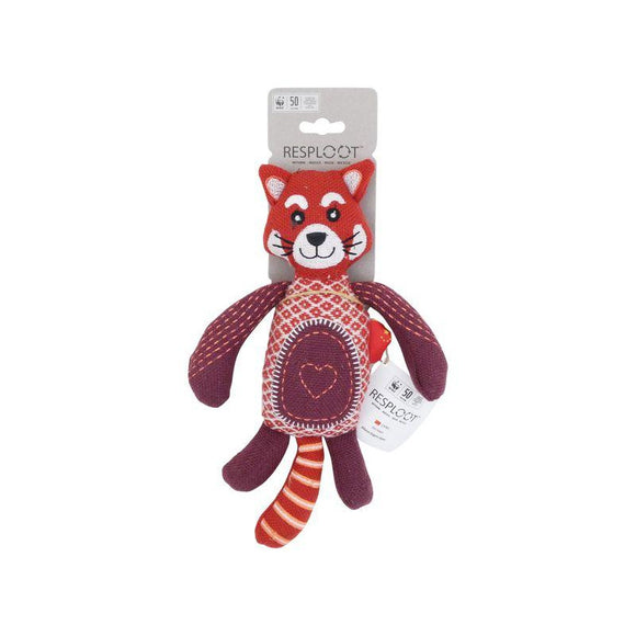 Resploot Red Panda Dog Toy-Oh Doggy