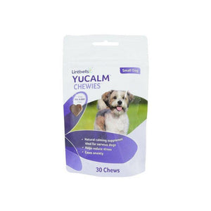 Lintbells YuCALM Calming Supplement Chewies 30 Pack-Oh Doggy