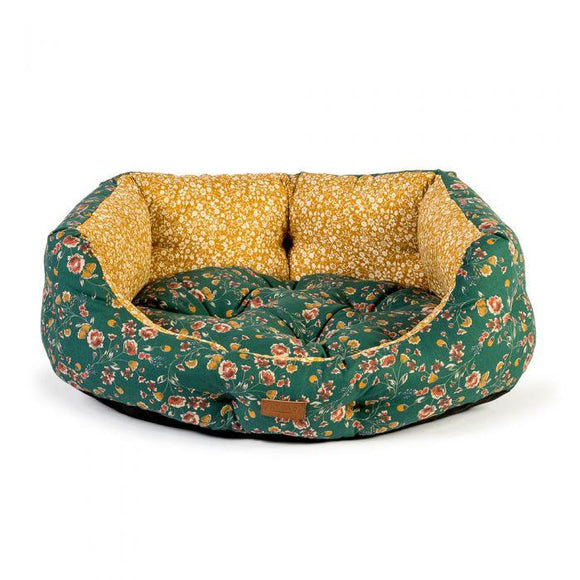 Danish Design FatFace Meadow Floral Bed-Oh Doggy
