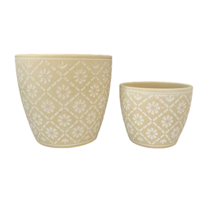 Daisy Pot | 2 sizes
