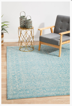 Load image into Gallery viewer, Evoke 258 Blue 230 x 160cm Rug