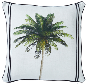 Bahama Palm Cushion