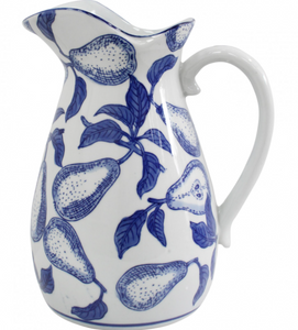 French Pear Jug