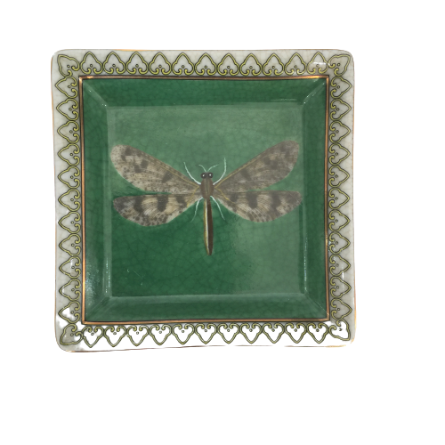 Dragon Fly Plate