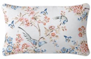 Jardin Chinoiserie Cushion | 2 Sizes