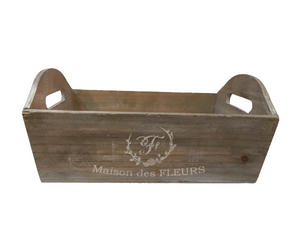 Grey Maison Box - 3 Sizes