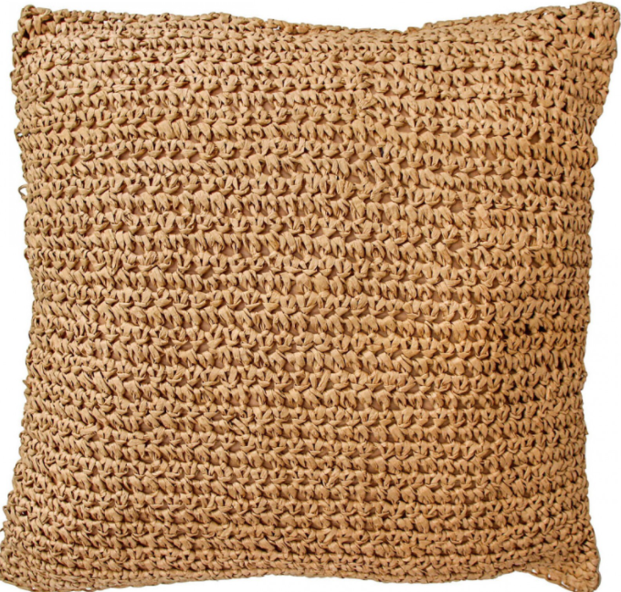 Woven Cushion - 2 Colours
