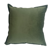 Load image into Gallery viewer, Velvet Cushion - 9  colours