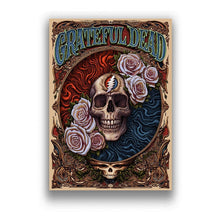 Load image into Gallery viewer, Grateful Dead Canvas Art