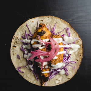 Chicken Tikka Tacos (3 pcs)