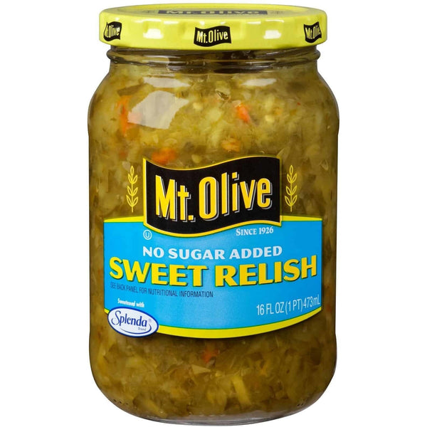 Sweet Relish, 473 ml (4711796408452)