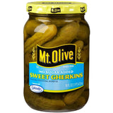 Sweet Gherkins, 473 ml (4711796605060)