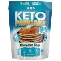 Chocolate Chip Keto Pancake Mix, 454g