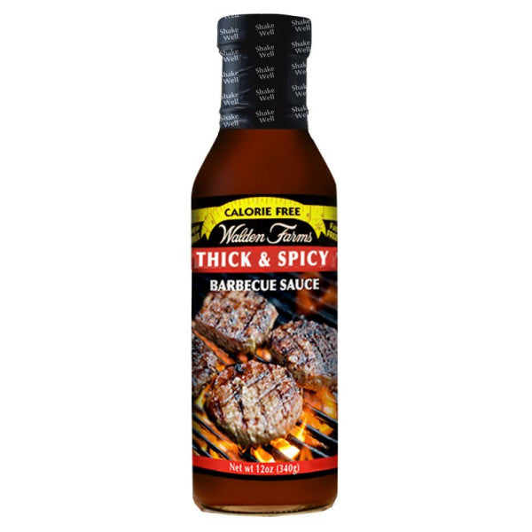 BBQ Sauce Thick & Spicy, 355ml