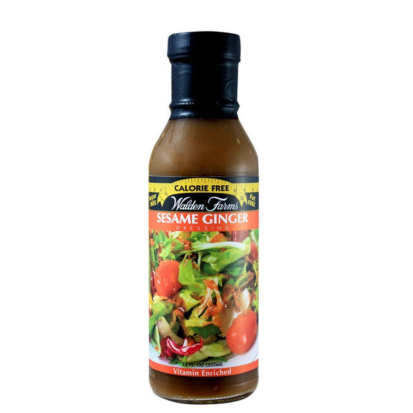 Sesame Ginger Dressing, 355ml
