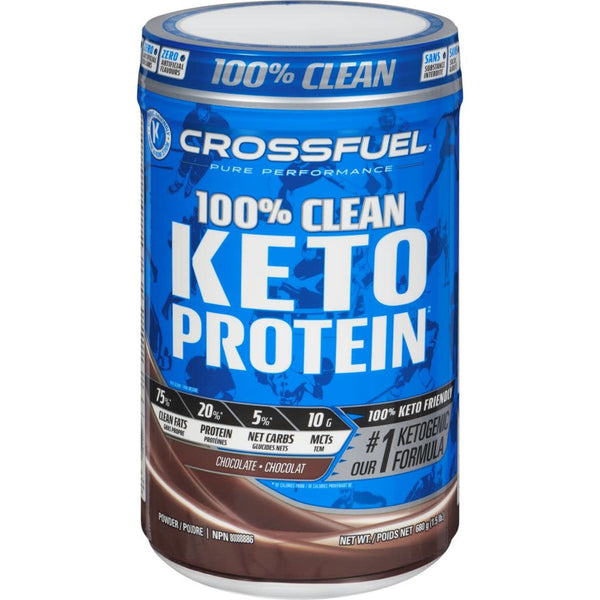 Keto Protein Chocolate, 680g (4711816626308)