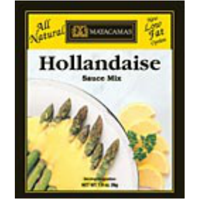 Gourmet Sauce Mixes Hollandaise, 28g (4711875084420)