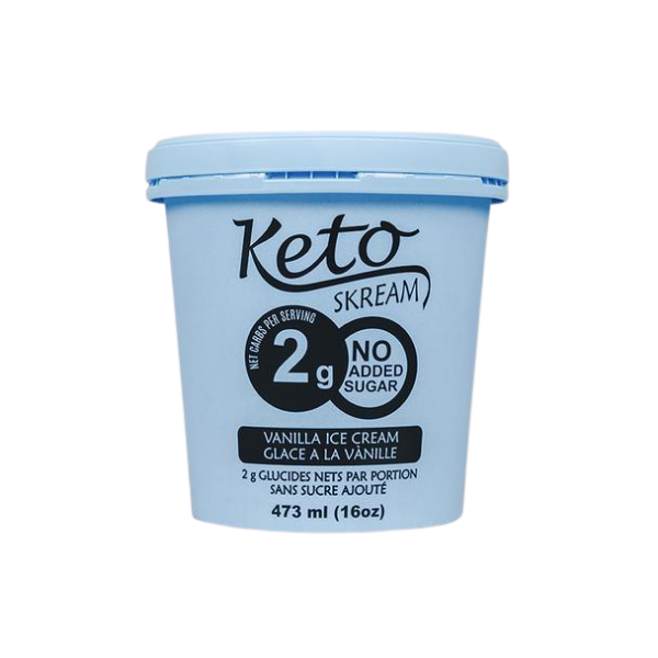 Vanilla Ice Cream, 473ml