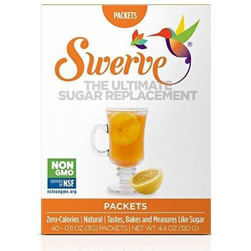 Sweetener Granular, 40 x 3g Packets (4711812235396)