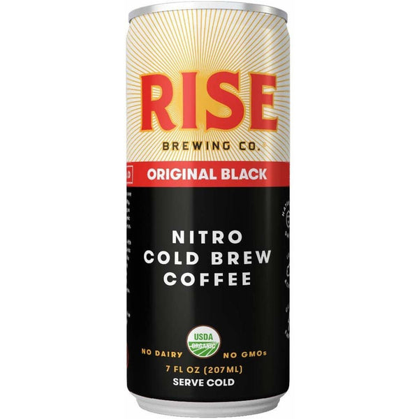 Original Black Nitro Cold Brew Coffee, 207 ml (4711785791620)