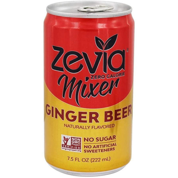 Mixer, Ginger Beer, Stevia Sweetened, 6x222ml (4714591584388)