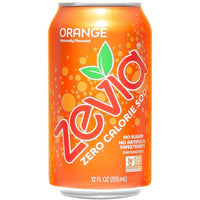 Orange, Stevia Sweetened, 6x355ml (4714591387780)
