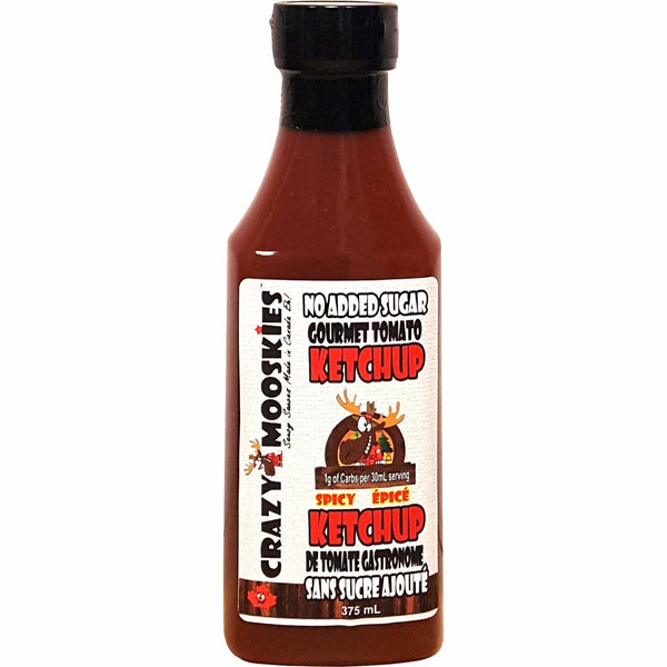Ketchup Spicy, 375ml (4711874429060)