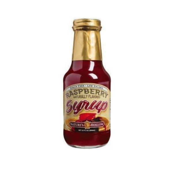 Raspberry Syrup, 296ml