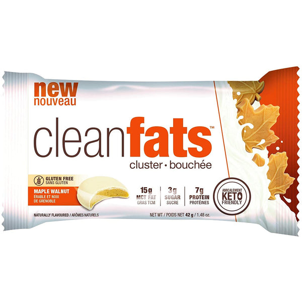 Clean Fats Cluster, 42g