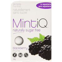 Mints Breezy Blackberry, 15.6g (4711885701252)
