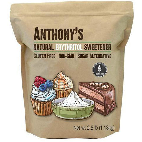 Natural Erythritol Sweetener, 1.13kg