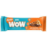 Peanut Butter Chocolate Keto WOW Bar, 40g