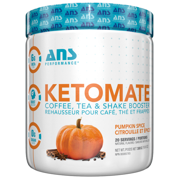 Pumpkin Spice KetoMate Coffee Booster, 20 servings