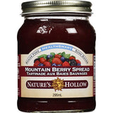 Mountain Berry Spread, 280g