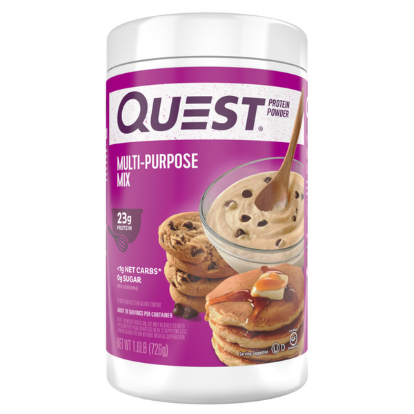Multi-Purpose Milkshake Protein Powder, 726g