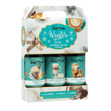 Winter Trio Syrup Gift Set, 3x375ml