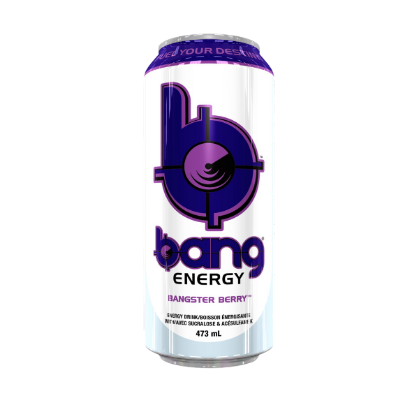 Bangster Berry Energy Drink, 473ml