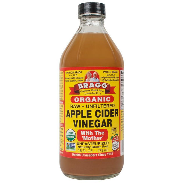 Apple Cider Vinegar, 473ml (4711739949188)