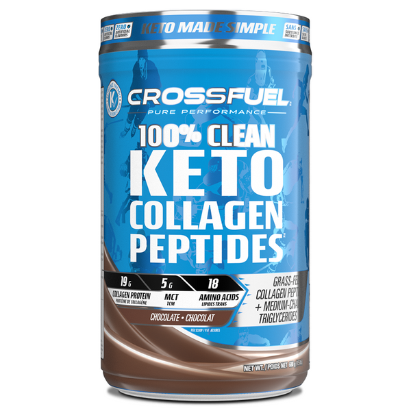Keto Collagen Peptides Chocolate, 454g (4711813021828)