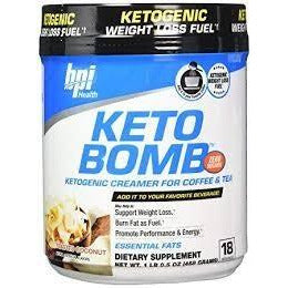 Keto Bomb Irish Cream, 36 Servings (468g) (4711880851588)